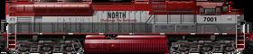 EMDX 7002 North