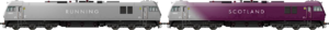 Old BR Class 92 Scotsman