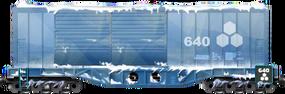 Snowfall Carbon