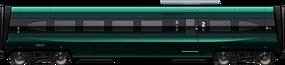 Dusk Green 2nd class