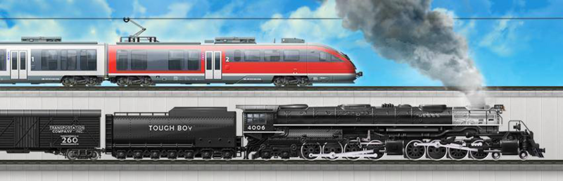 Header Locomotives