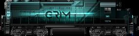 Grim GP38-2