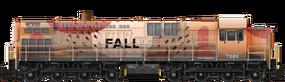 Fall TEM7 Orange