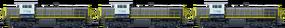 SNCB 77 Triple