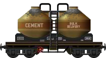 Cement Wagon