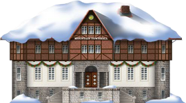 Mountain Town Hall