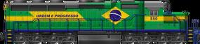 EMD DDM45 Salvador