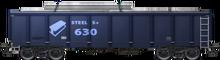 Svarta Steel S+