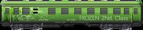 Frozen Green 2nd class