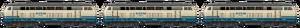 Old DB Class 218 Triple