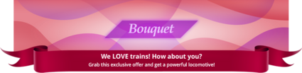 Gem Offer Bouquet 2019