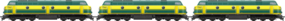 SNCB Class 55 Triple