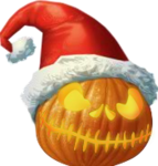 Christmas Pumpkin