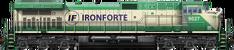 Old C44-9WM Ferronorte