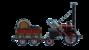 Old Stephenson Rocket