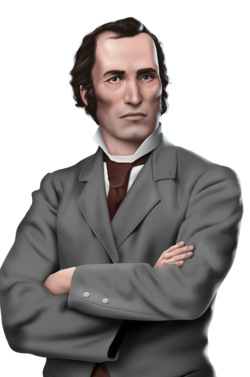 Portrait full Franz (2020)