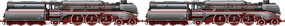 DR 18 Chrome Double