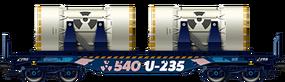 Cold U-235
