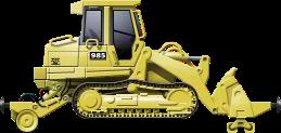 Rail Dozer