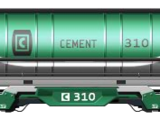 SD45 Cement