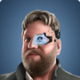 Portrait small Cyber Alex (2020)
