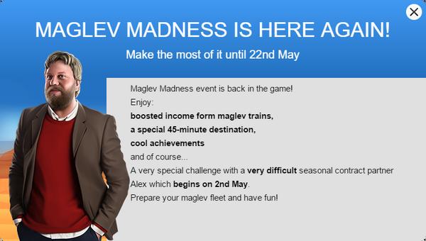 Maglev Madness (2017)