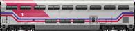 Silverliner 1st class