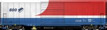 Korail 7400 Steel