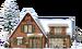 Frosty Cottage