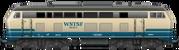 Old DB Class 218