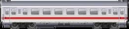 DB InterCity Class 1