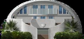 Contemporary Manor