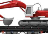 Excavator Carrier