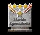 Marble Spendthrift