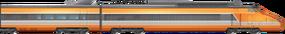 TGV Sud-est Revamp