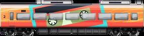 E653 2nd class