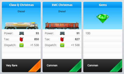 Christmas box (High Risk) Contents 2