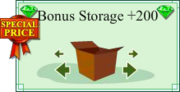 Extension SO BonusStorage