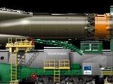 Sojuz Rocket Carrier