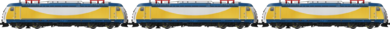 Metronom P160 Triple