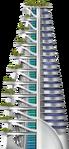 Pyramid Tower