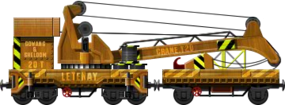 RM Crane Car