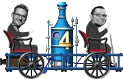 4th Steam Handcar