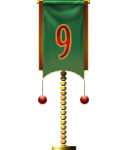 Advent Flag 9 (Gift)