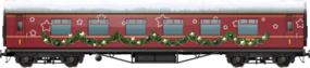 Decorated 1st class