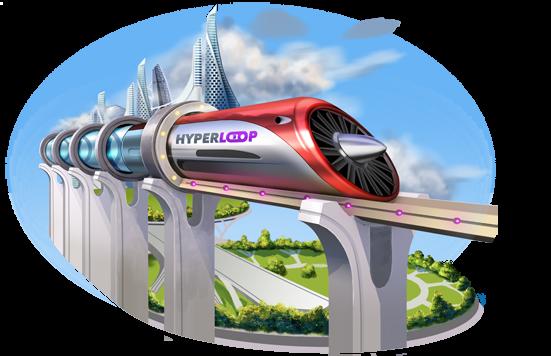 Splash Hyperloop Hype