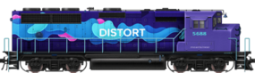 GP-40 Distort