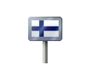 Sign - Finland (Metal)