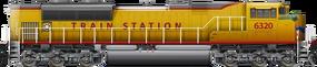 TS SD70Ace