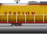 TS SD70Ace Cargo